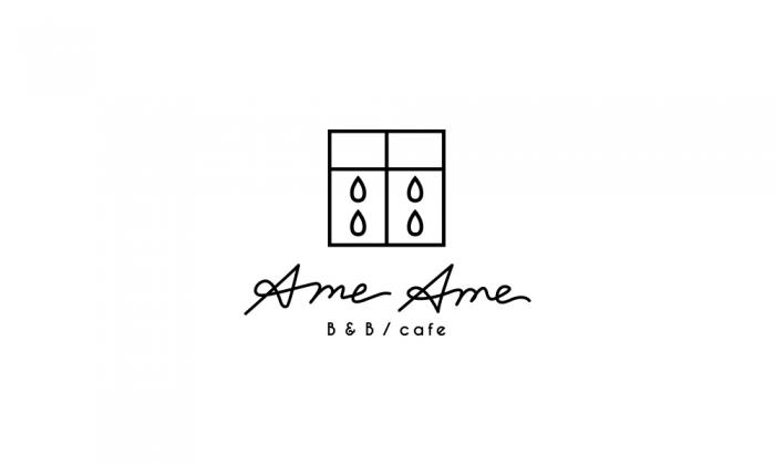 ameame ロゴ