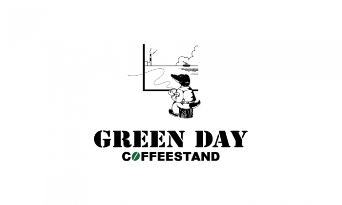 GREENDAY COFFEESTAND ロゴ