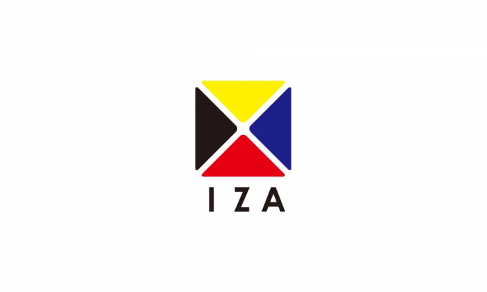 株式会社IZA ロゴ