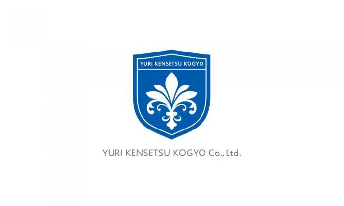 百合建設工業株式会社 ロゴ